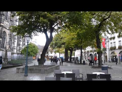 Day trip Brussels Liege Aachen