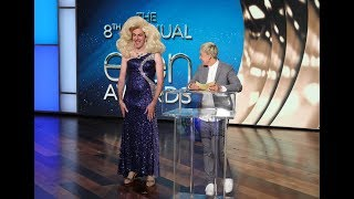 Download Ellen Reveals Winners of The 8th Annual Ellen Awards Mp3 and Videos