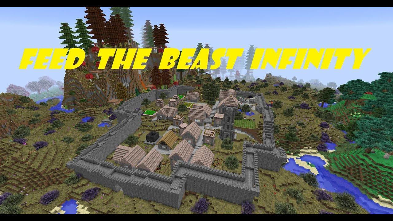 Minecraft ftb infinity mystcraft mod
