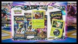 Lost Thunder Alolan Exeggutor 3 Pack Blister And Rowlet Checklane Blister! Pokemon TCG