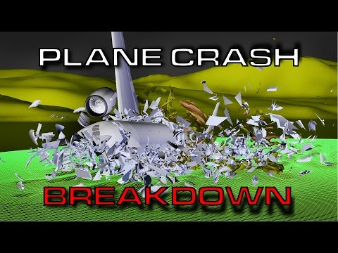 Complex Plane Crash Simulation - Breakdown