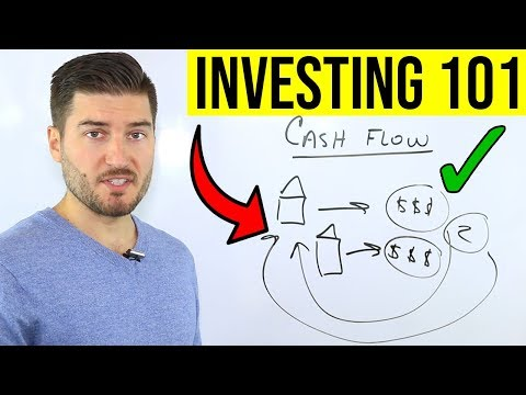 Investing For Beginners: Cash Flow Vs. Capital Gains