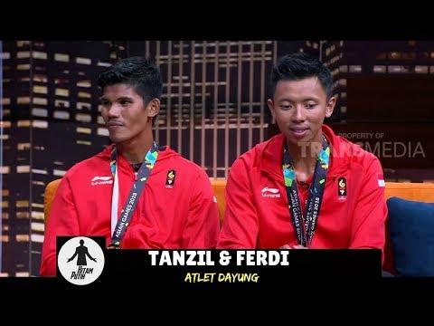 Atlet Dayung Peraih Medali Emas Asian Games 2018 | HITAM PUTIH (31/08/18) 3-4