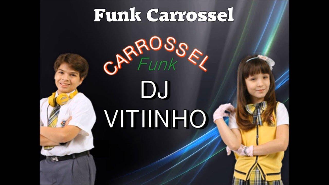 a musica funk do carrossel