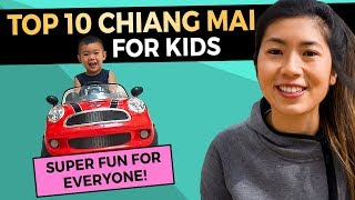 Chiang Mai With Kids: Top 10 Attractions (Best Things To Do)