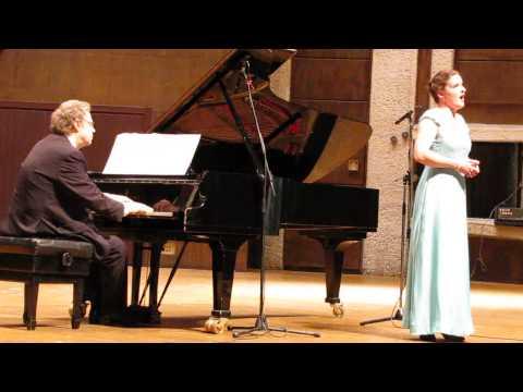 Jean Sibelius; Five Songs Op 37. Hedvig Paulig- Sopran. Folke Grasbeck- Piano