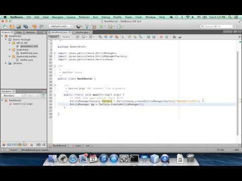 java-tutorial-8-:-entityclass-[ภาษาไทย]