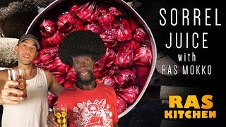 Rasta Style Sorrel Juice from Jamaica! Christmas Classic