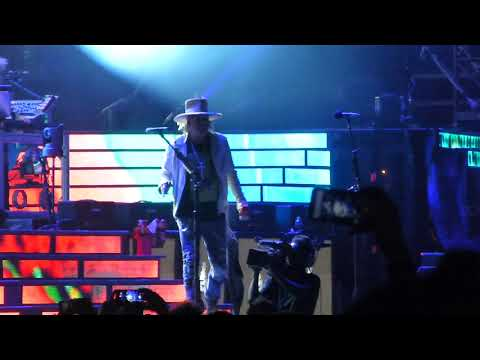 Guns N Roses - Don't Cry@Ullevi Stadium 2018-07-21 Gothenburg Sweden