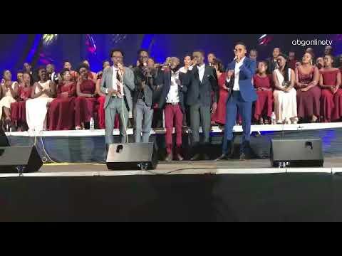 THE VOICE TZ - HATA MILELE, PERFORMED LIVE AT KCC KIGALI RWANDA