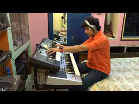 Sun Beliya Shukriya Meherbani - Instrumental Synthesizer By Pramit Das - Film 100 Days 1991