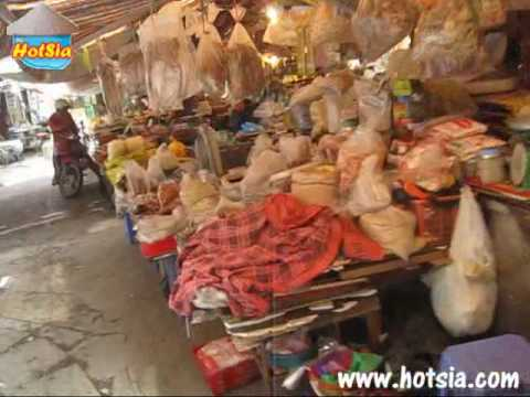 Hanoi frest market(ตลาดสดฮานอย)