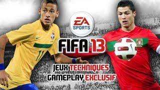 FIFA 13 - Découverte jeux techniques - Gameplay exclusif