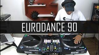 Guto Loureiro - Eurodance Livemix - Double U, Culture Beat, Twenty 4 Seven, Ice MC, Corona ...
