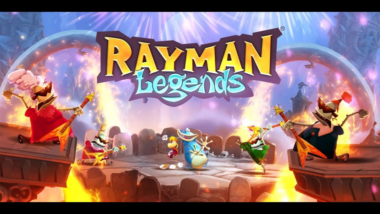 Descargar Rayman Legends Para Xbox 360 Rgh Youtube