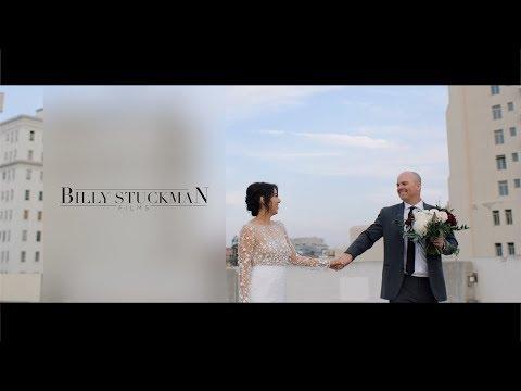 Carondelet House Wedding Video