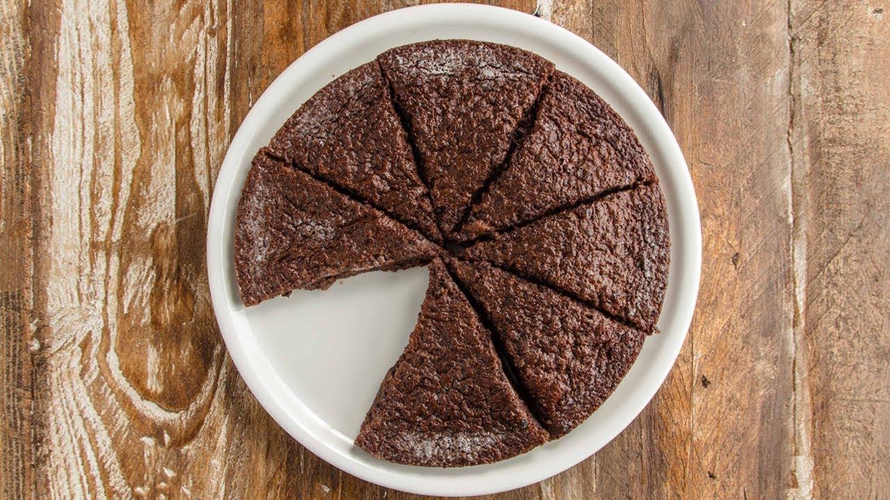 Tahinli Çikolatalı Islak Kek - Arda'nın Mutfağı 60.Bölüm