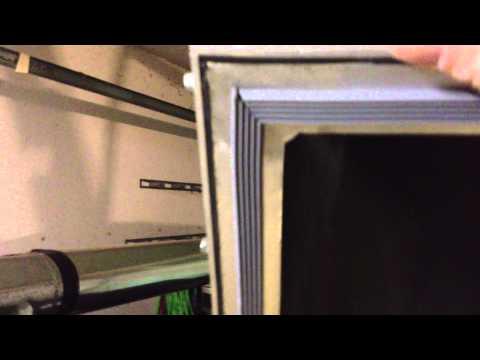 DIY 1000w Metal Halide EXPOSURE UNIT w/ Vaccum lid