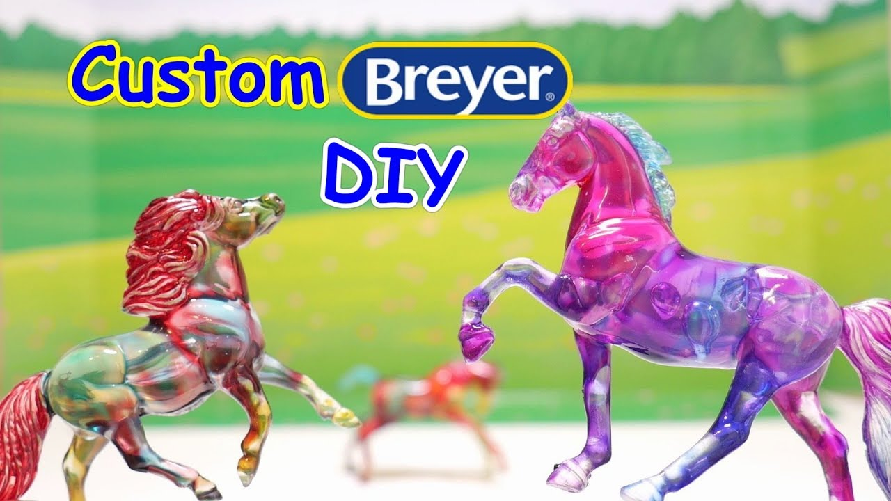 Do it yourself craft breyer suncatcher stablemates paint kit 4210 do it yourself craft breyer suncatcher stablemates paint kit 4210 breyer customs solutioingenieria Image collections