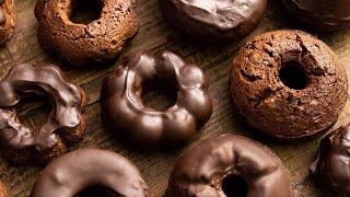 ドーナツ風クリスピーガトーショコラ|Chocolate Cacao チョコレートカカオさんのレシピ書き起こし