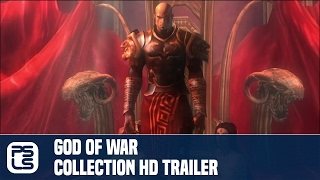 God of War Collection HD Trailer