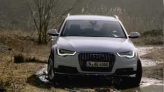 Audi A6 Allroad Quattro 2012 Videos
