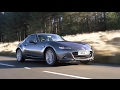 Episode 8 | Mazda UK | The MX-5 RF Press Launch and Drive Together