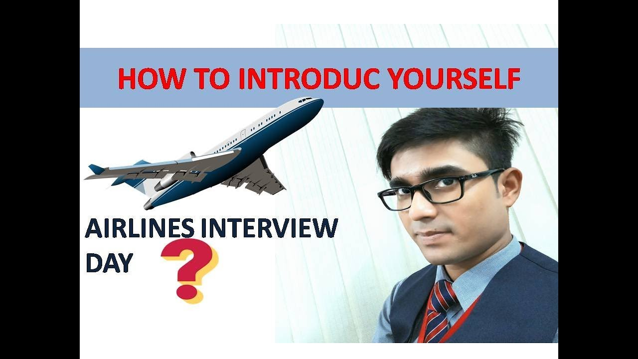 self introduction in interview pdf