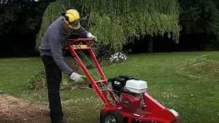 Wellers Hire - Stump Grinder
