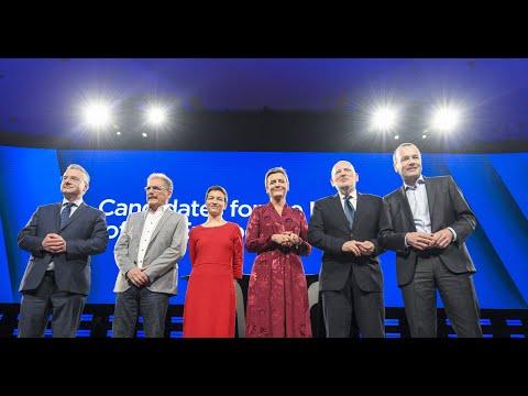 Il Dibattito Speciale Con Tutti I Candidati Alla Commissione Ue Delle Elezioni Europee 2019