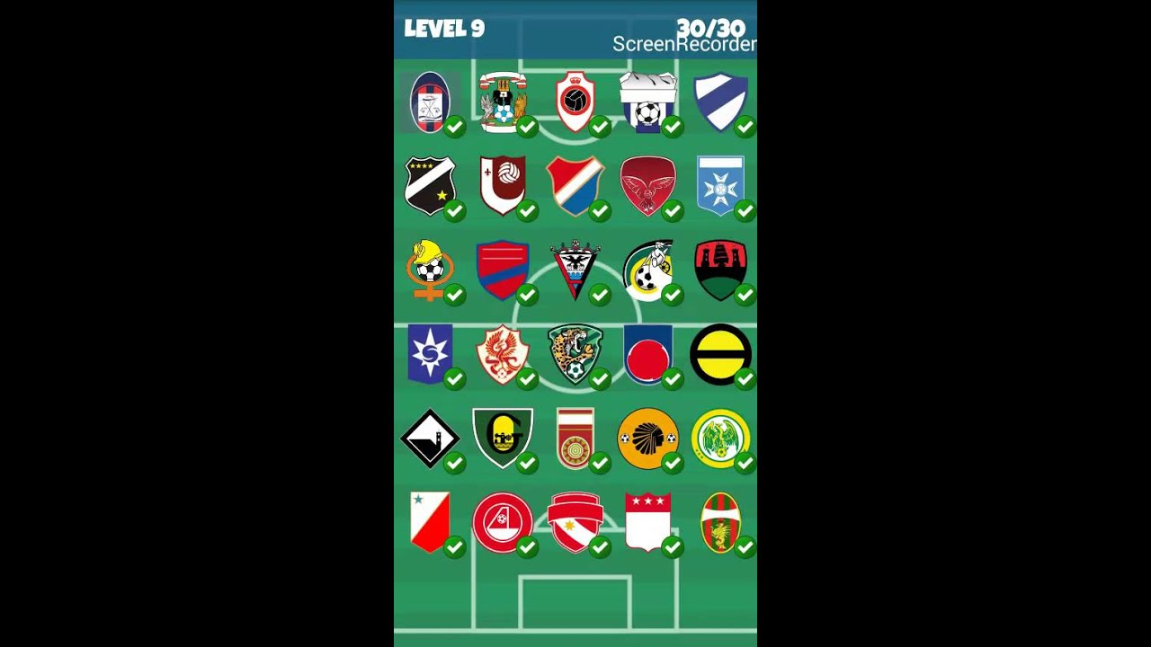 Football Clubs Logo Quiz Level 9