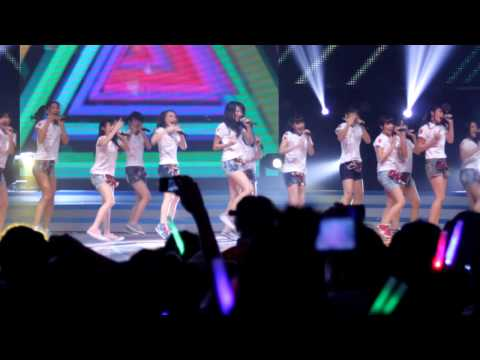 [17022013] Fancam : JKT48 Team J - Kimi no Koto ga Sukidakara