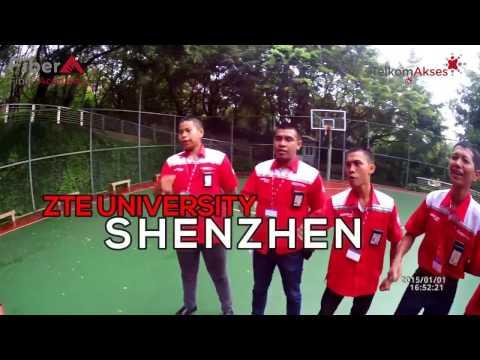 """OVERSEAS TRAINING - TELKOM AKSES - BATCH#1 - """"ZTE"""" CHINA - SHENZHEN"""