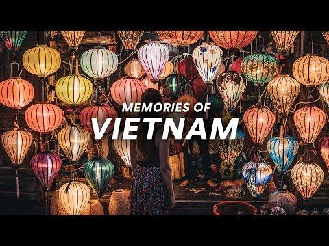 VIETNAM - Traveling Video - 2017