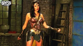 "Wonder Woman ""Behind The Scenes"" Extended Featurette (Gal Gadot, Chris Pine, Robin Wright)"