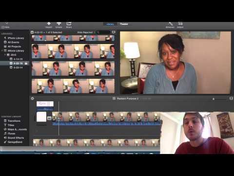 How to Export / Extract Audio From Video - iMovie 10 (Mavericks Version)
