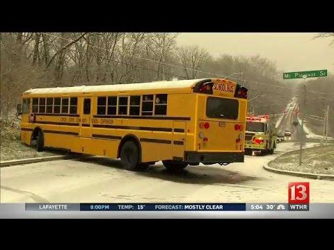 Center Grove bus crash