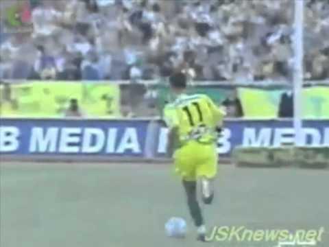 JSK 2-0 Africa Sport. demi Finale CAF 2001 Long