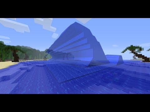 """50k Subscriber Special: Minecraft Surfing"""
