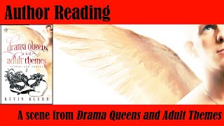 Author Reading - Drama Queens and Adult Themes