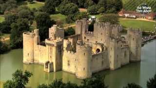 English Castles from Above - Our Top Picks (HD)