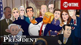 Nuestros dibujos animados Presidente (2018) | Teaser Trailer | Stephen Colbert de la Serie de SHOWTIME