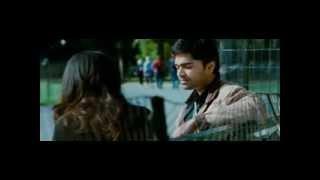 vinnaithaandi varuvaaya -romantic scene