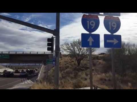 Lets take a walk to the Post Office Green Valley AZ 02262017