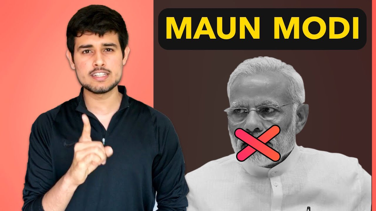 Dhruv Rathee: The 23-year-old YouTuber who has been fighting Modi