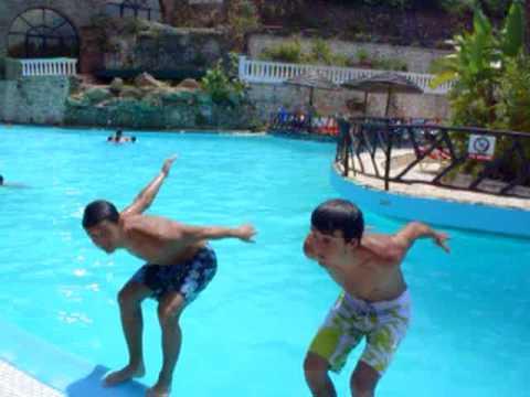 in pool 2