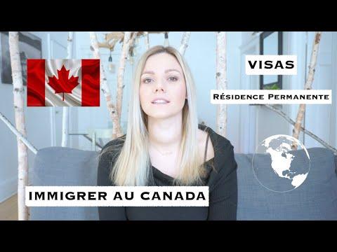 Comment IMMIGRER Au Canada ? Les Différents Visas !