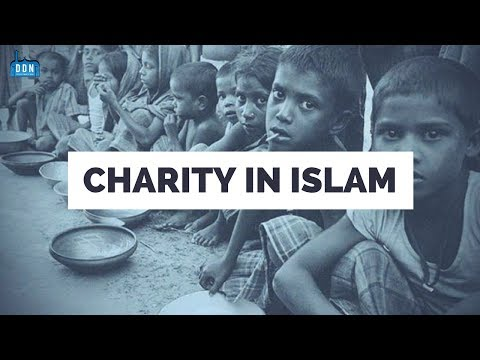 Importance Of Charity In Islam || Mufti Menk 2017