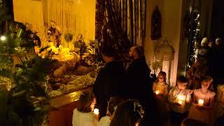 Молитва до Дитятка Ісуса   Навечіря Різдва Христового   М.Березний   2020
