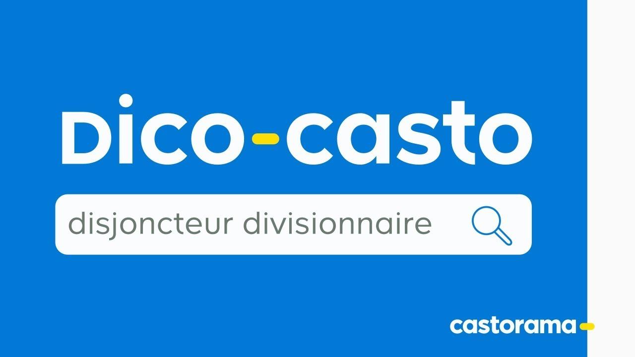 Coffret Compteur Eau Castorama comprendre le tableau électrique | castorama